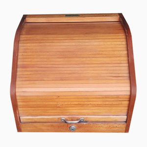 Vintage Beech Cash Register Box from Inkiess