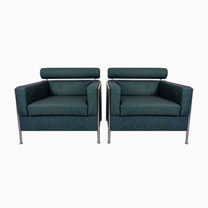 Vintage Lounge Chairs by Peter Maly for COR, Set of 2