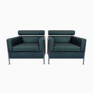 Vintage Sessel von Peter Maly für COR, 2er Set