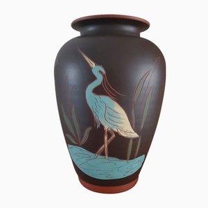 Vase von SAWA, 1950er