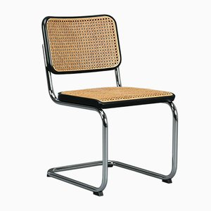 Bauhaus Model S32 Cantilever Chair from Thonet