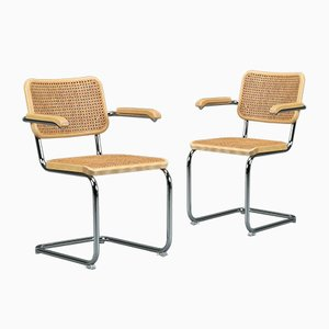 Bauhaus Model S64 Cantilever Chair from Thonet