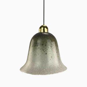 Glass Hanging Lamp from Peill & Putzler