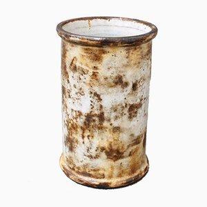Small Ceramic Vase by Alexandre Kostanda, 1960s