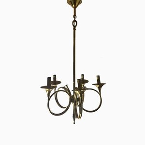 Candle Chandeliers, Set of 2