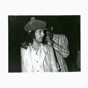 Fotografía Rolling Stones Mick Jagger, 1971