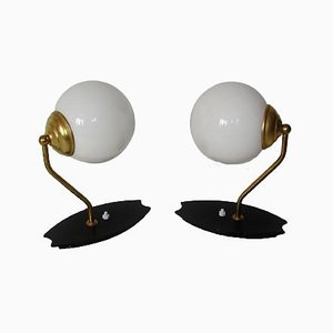 Table Lamps, 1960s, Set of 2
