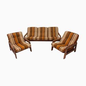 Vintage Sitzgruppe im Skandinavischen Stil, 1970er