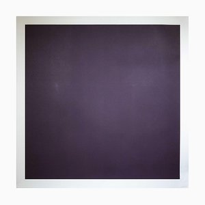 Sol Lewitt - Colors with Lines in Four Directions - Original Silkscreen - 1991