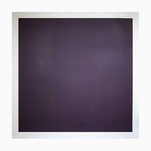 Sol Lewitt - Farben mit Linien in vier Richtungen - Original Silkscreen - 1991