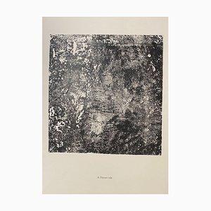 Jean Dubuffet - Element Ride - Original Lithographie - 1959