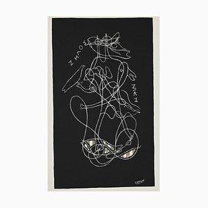 (after) Georges Braque - Zhelos - Original Lithograph - 1951