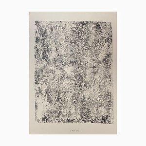 Jean Dubuffet - Riche Terre - Original Lithographie - 1959
