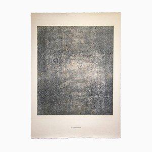 Jean Dubuffet - Deployment - from Shows - Original Lithograph - 1961