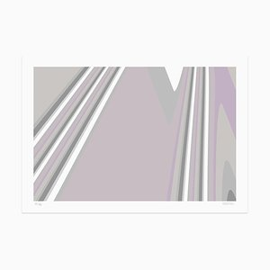 Dadodu - Misty Mountain - Original Giclée Print - 2018