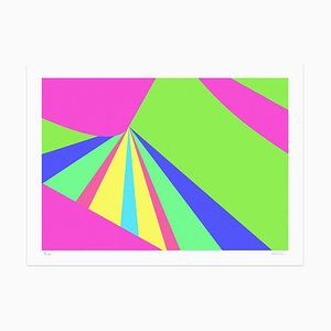Dadodu - Rainbow - Original Giclée Print - 2018