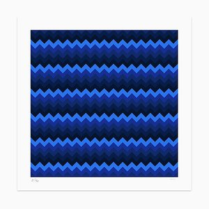 Dadodu - Night Sky - Original Giclée Print - 2011