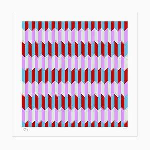 Dadodu - Fantail 2 - Original Giclée Print - 2011