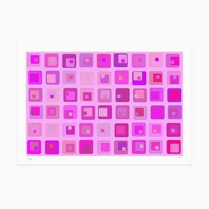 Dadodu - Covalent Bond - Original Giclée Print - 2007
