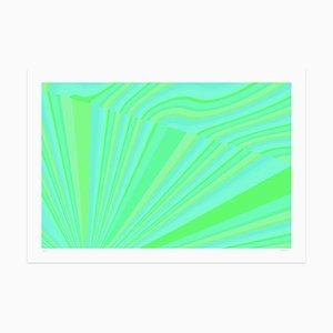Dadodu - Greenfall - Original Giclée - 2018