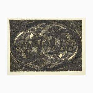 Antonino Virduzzo - Composition - Original Lithograph - 1959