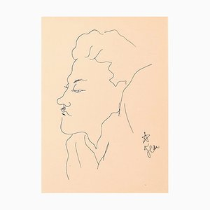 Jean Cocteau - Young Boy - Original Photolithograph - 1930s