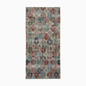 Vintage Multicolor Boho Rug