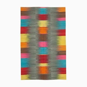 Vintage Multicolor Kilim Rug