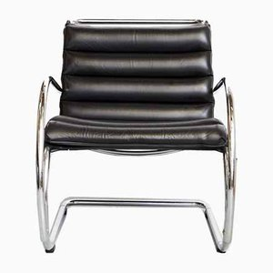 Lounge Chair by Ludwig Mies van der Rohe for Knoll Inc. / Knoll International, 1980s