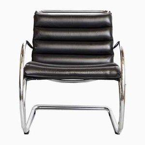 Sessel von Ludwig Mies van der Rohe für Knoll Inc. / Knoll International, 1980er