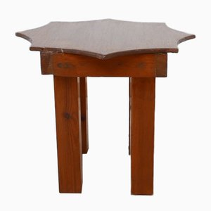 Star Side Table, 1970s