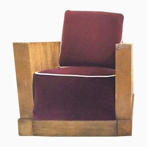 Italian Lounge Chair, 1930s