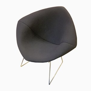 Vintage Diamond 421 Lounge Chair by Harry Bertoia for Knoll Inc. / Knoll International