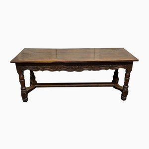 18th Century French Walnut Console Table