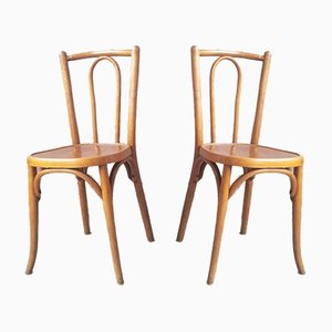 Bentwood Chairs, 1920s, Set of 2