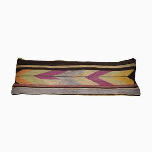 Vintage Decorative Turkish Kilim Pillow Cover, from Vintage Pillow Store Contemporary