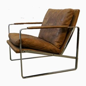 Fotel Fabricius 710 Lounge Chair from Walter Knoll / Wilhelm Knoll, 1972