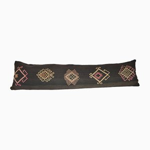 Long Handmade Pillow Cover from Vintage Pillow Store Contemporary