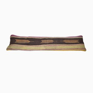 Handmade Organic Bench Pillow Cover from Vintage Pillow Store Contemporary