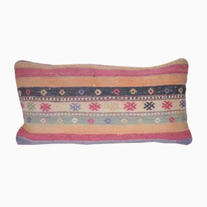 Handwoven Kilim Wool Pillow Cover from Vintage Pillow Store Contemporary