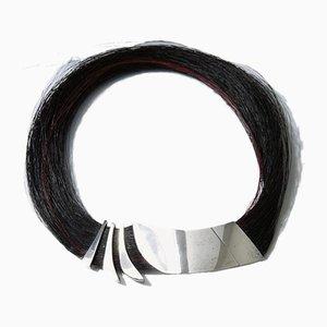Necklace by Annette Kraen, Denmark, 1980s