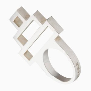 Ring by Sigurd Persson, Sweden, 1993