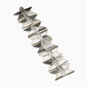 Model 165 Bracelet by Nanna Ditzel for Georg Jensen, Denmark, 1966