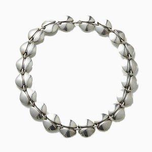 Necklace by Henning Koppel for Georg Jensen, Denmark, 1940s
