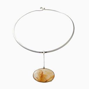 Necklace by Torun Bülow-Hübe for Georg Jensen, Denmark, 1950s