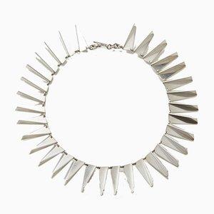 Number 132 Halskette von Arno Malinowski für Georg Jensen, Denmark, 1960er