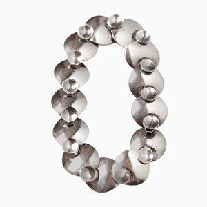 Armband von Ibe Dahlquist für Georg Jensen, Denmark, 1960er