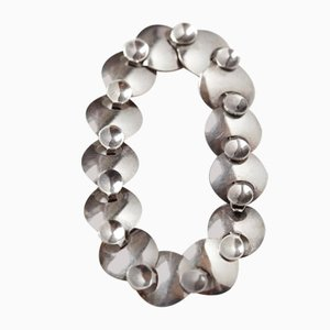 Bracelet par Ibe Dahlquist pour Georg Jensen, Danemark, 1960s