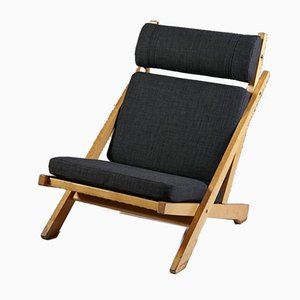 Model Ch03 Easy Chairs by Hans Wegner for Johannes Hansen, Denmark, 1950s, Set of 2