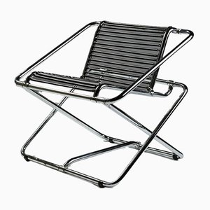 Rocking Chair by Ron Arad for One Off, England 1980s